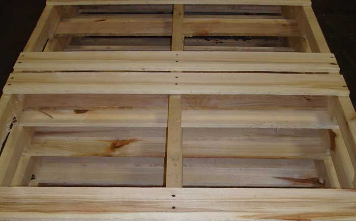 Top View Pallets